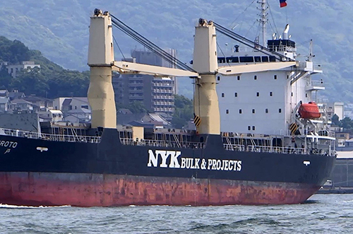 Service | Liner | Worms Alexandria Cargo Services